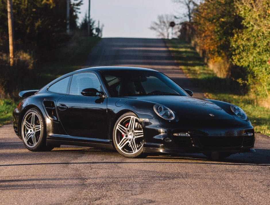 Porsche 911 Turbo 6-Speed 2009