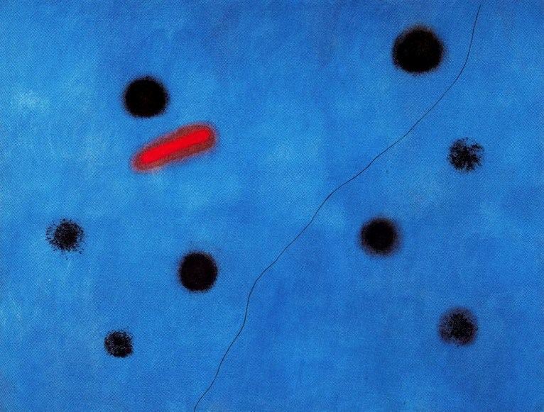 joan miro ve sürrealizm